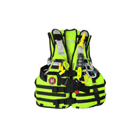 First Watch HBV-100 High Buoyancy Type V Rescue Vest - Hi-Vis Yellow