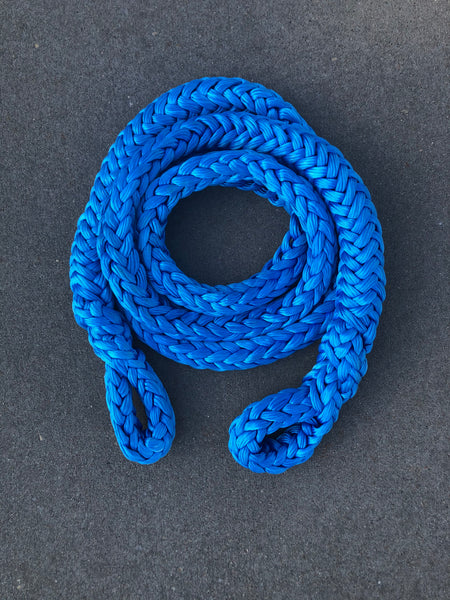 "1-1/4"" X 15'L Amsteel-Blue Recovery Rope 165,000 LB Average Strength"