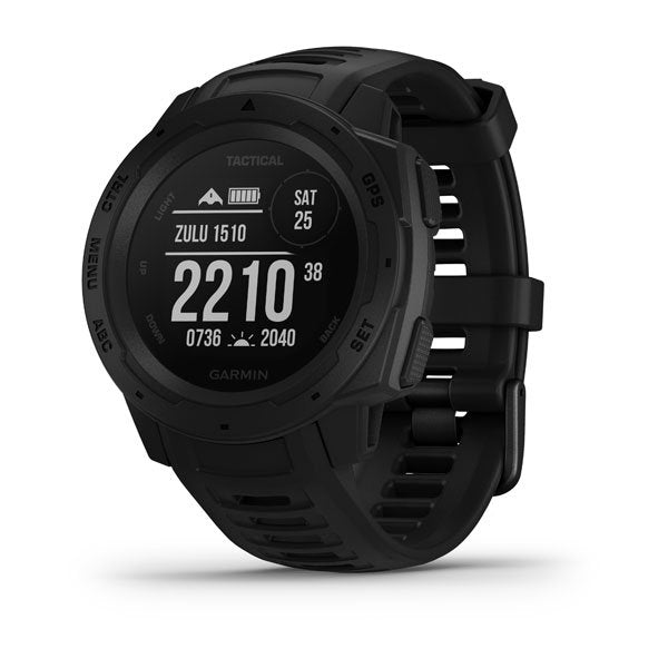 Garmin Instinct® Black Tactical Edition GPS Watch