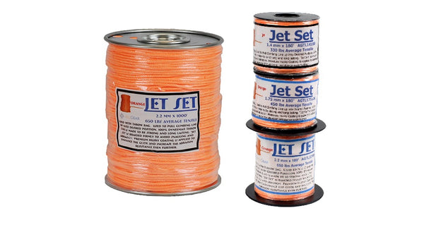 3mm x180' Jet Set Throw Line