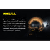 Nitecore EF1 830 Lumen Accredited Safe Explosion-Proof LED Flashlight