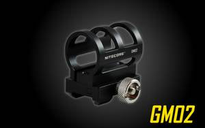 Nitecore GM02 Deluxe Rail Mount