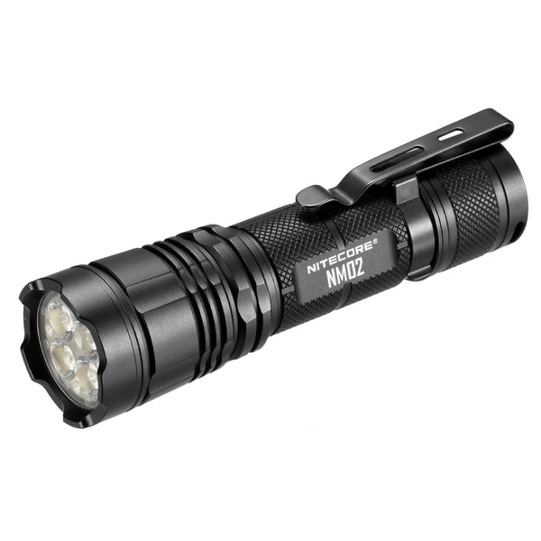 NITECORE NM02 2700 Lumen USB Rechargeable Flashlight