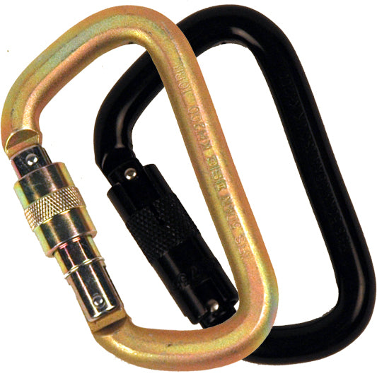 OD50 NFPA Steel Rescue Carabiner