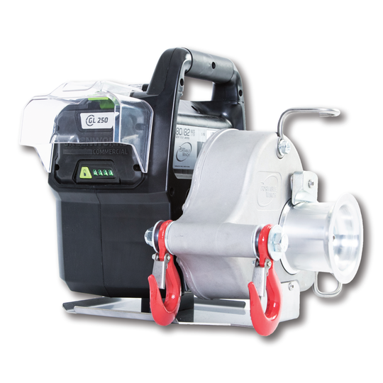 PCW3000-LI BATTERY-POWERED PULLING WINCH 80/82 V