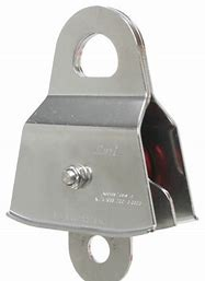 "CMI 2"" NFPA Compliant SS Double Sheave Prusik-Minding Pulley (RP133NFPA)"