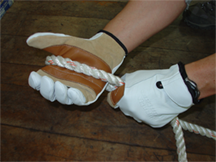 Rappel Gloves (Various Sizes)