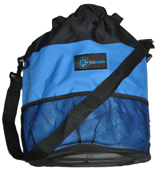 "AllGear Canvas Rope Bag 13"" x 17"""