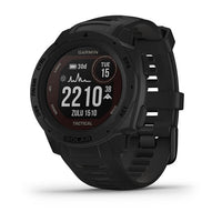 Garmin Instinct® Solar Black Tactical Edition GPS Watch