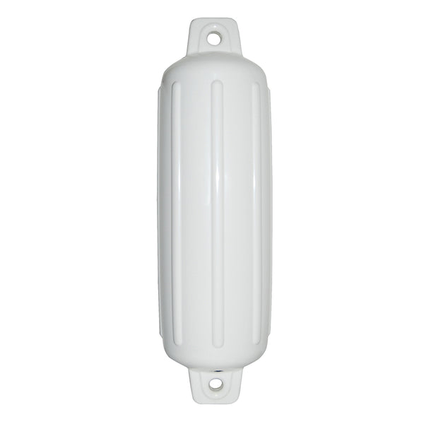 "TAYLOR MADE STORM GARD™ 8.5"" X 27"" INFLATABLE VINYL FENDER - WHITE"