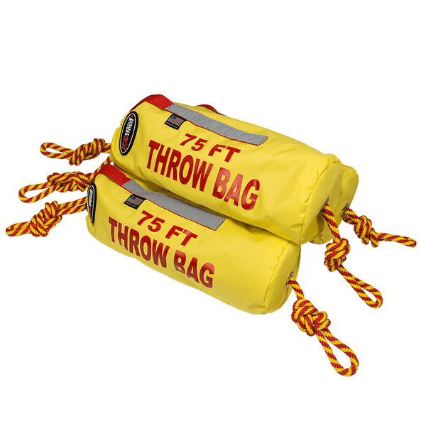 IRS Throw Bag with Ice Awl