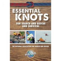 ESSENTIAL KNOTS FOR SEARCH AND RESCUE AND SURVIVAL, WATERPROOF
