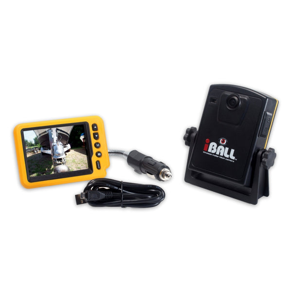 iBall Wireless 5.8GHZ Trailer Hitch Camera