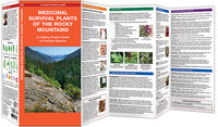 MEDICINAL SURVIVAL PLANTS OF THE ROCKY MOUNTAINS