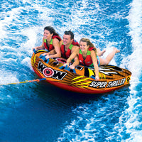 WOW Watersports Super Thriller Towable - 3 person