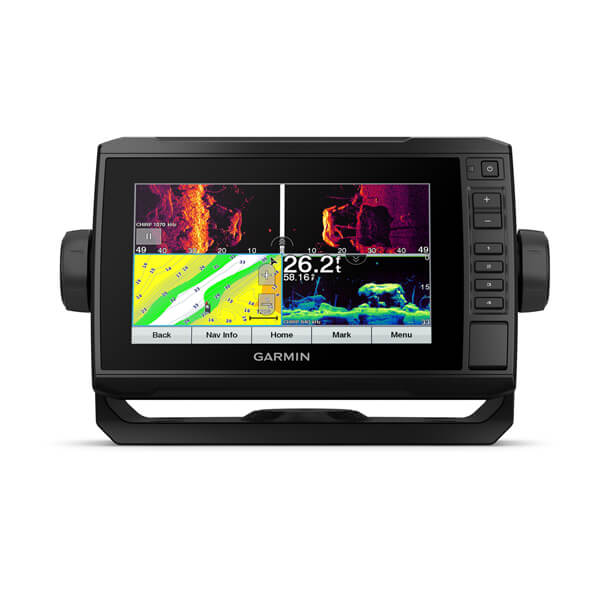 Garmin ECHOMAP™ UHD 73sv (with or without transducer)