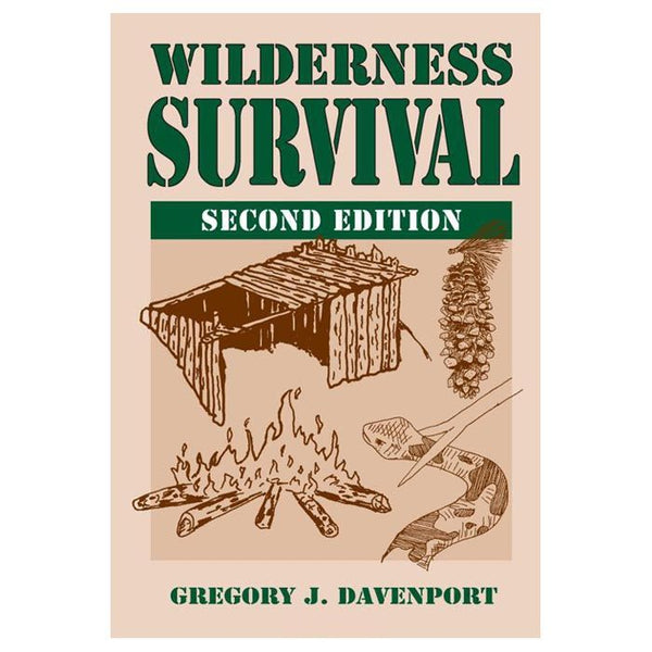WILDERNESS SURVIVAL 2ND EDITION
