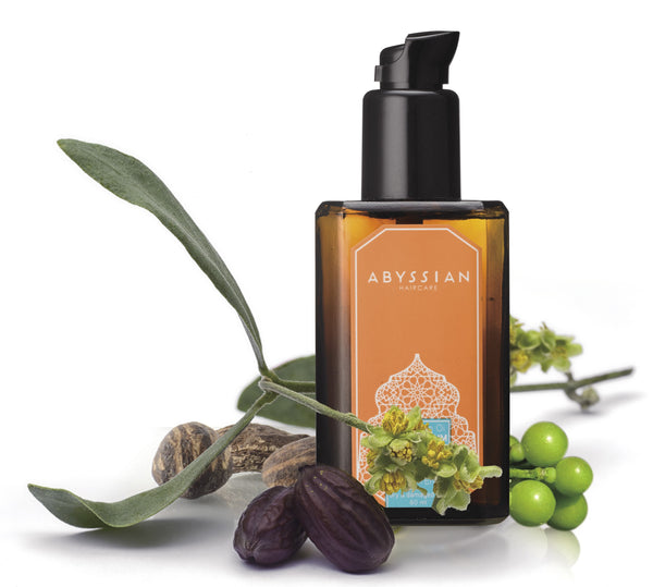 image of abyssinian oil hair serum