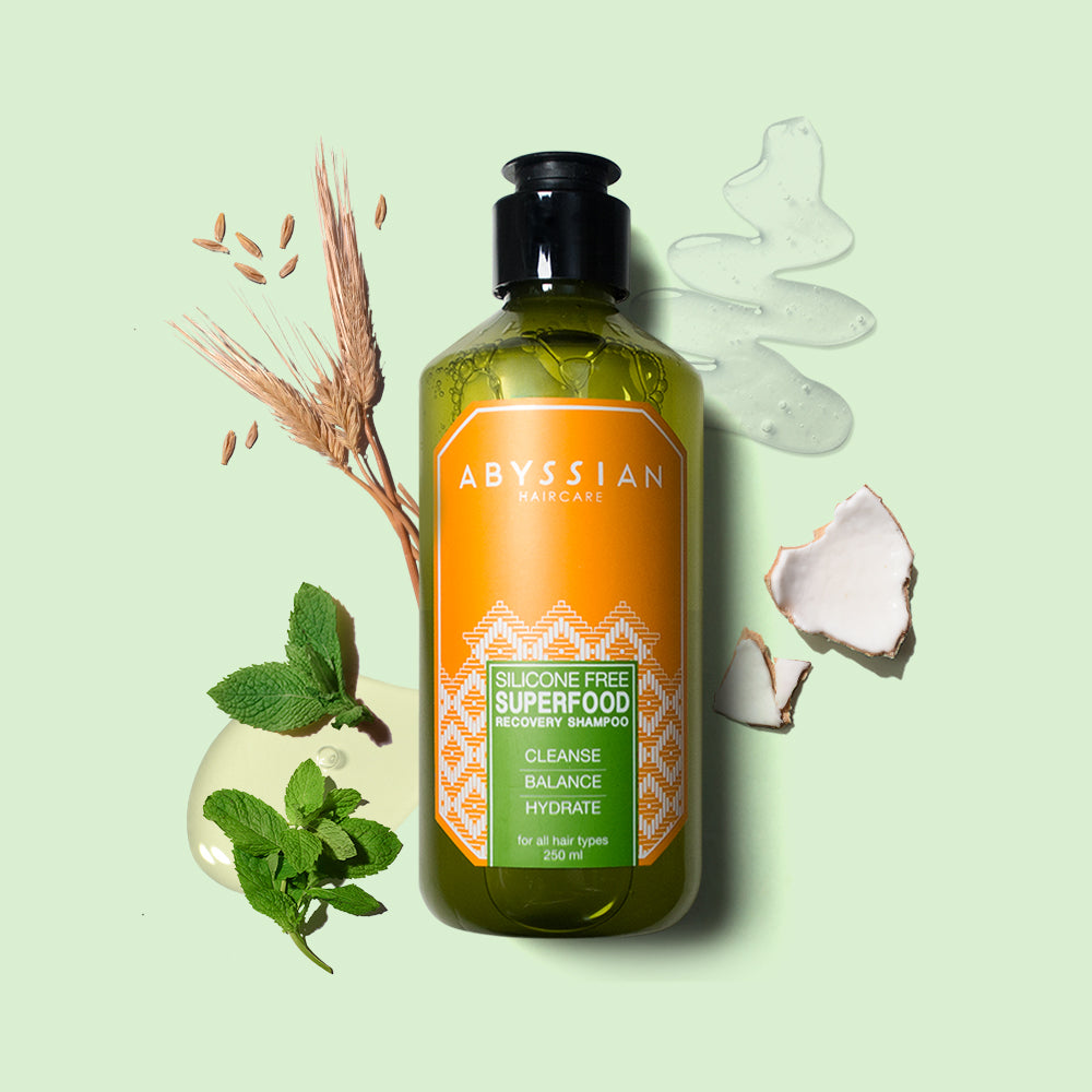 Superfood Recovery Shampoo