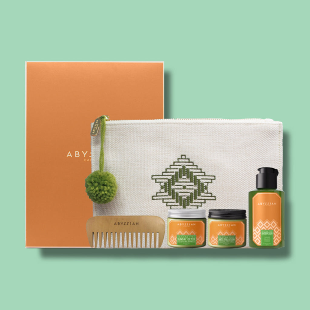 Hair Rescue Travel Set