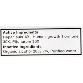 Oxylife Growth Hormone - 2 fl oz