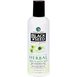 Black Seed Shampoo - Herbal - 8 oz