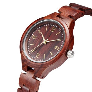 Sandalwood watches