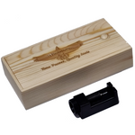 Load image into Gallery viewer, The Dove (Zebrawood)