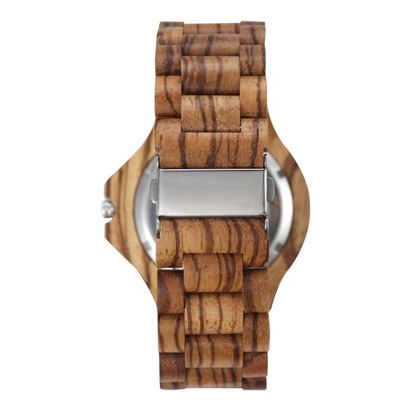 The Falcon (Zebrawood)