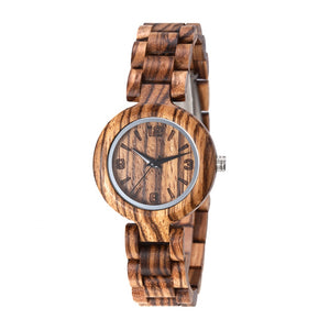 The Grouse (Zebrawood)