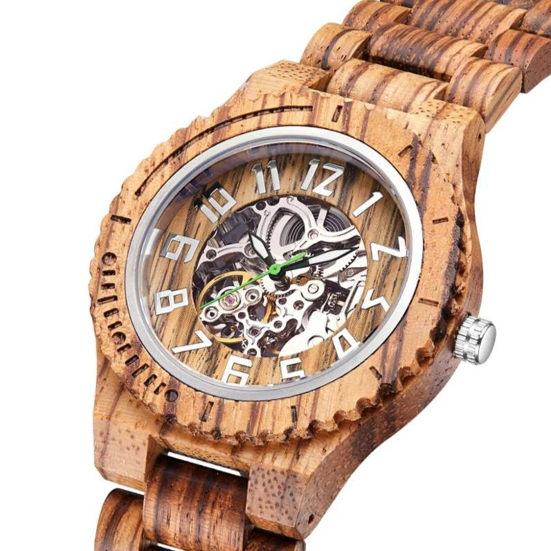The Kite (Zebrawood)