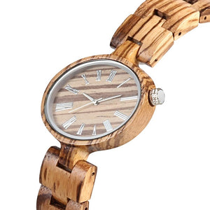 The Swallow (Zebrawood)