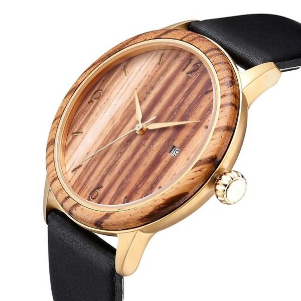 The Wagtail (Zebrawood)