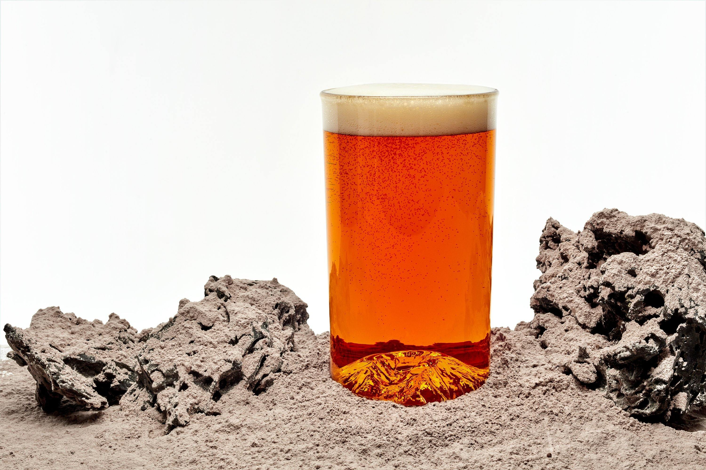 The Mt. St. Helens Pint