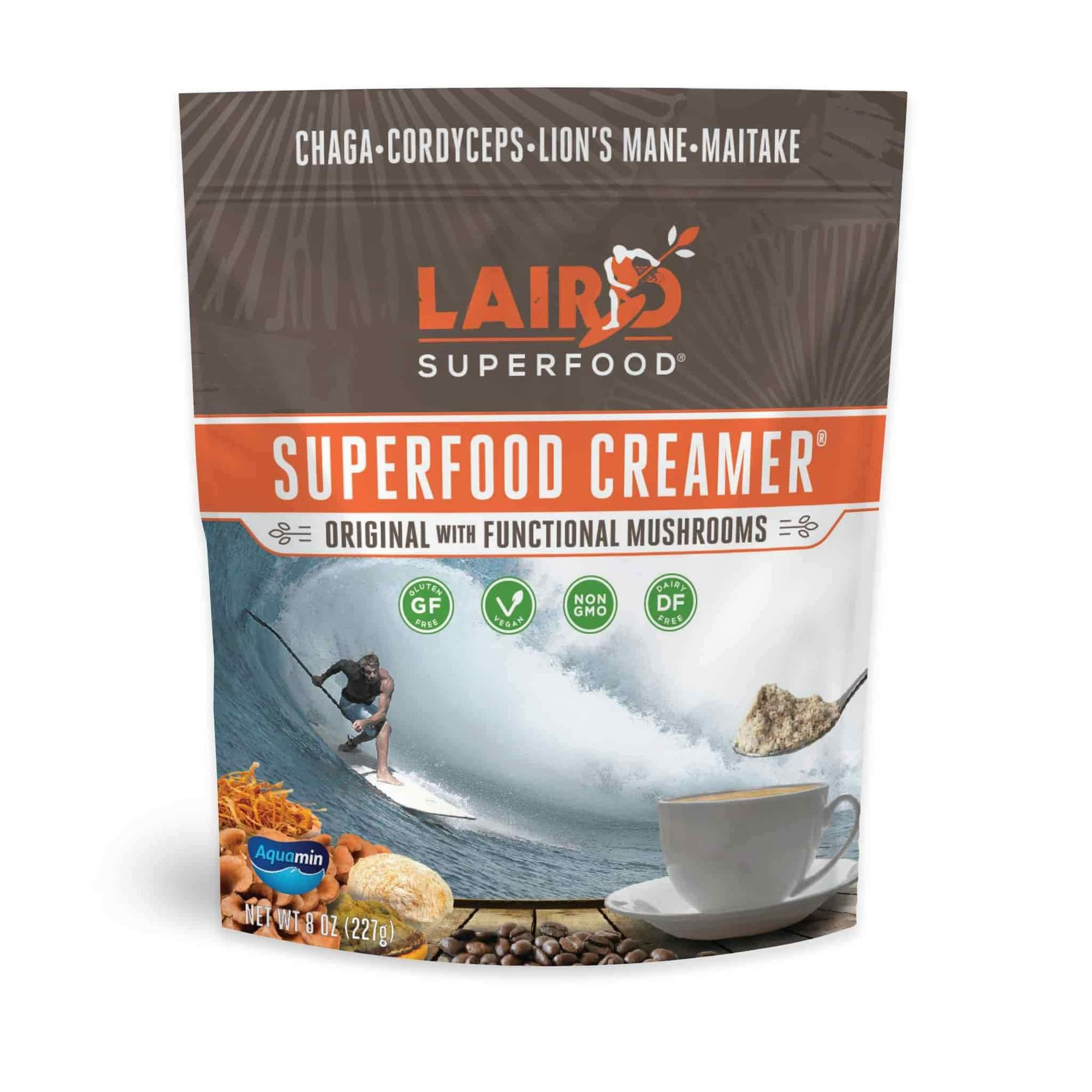 Original Superfood Creamer w/ Functional Mushrooms - COSUBE - Coffee Shop in Portland