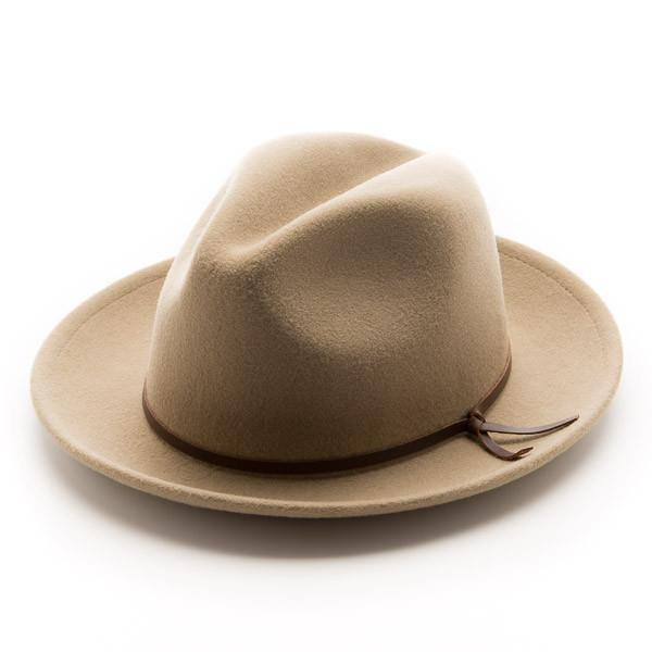 Luke Fedora - Putty - COSUBE