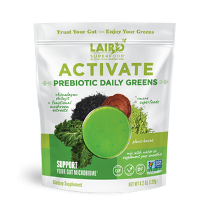 Laird Activate Prebiotic Daily Greens - COSUBE - Coffee Shop in Portland