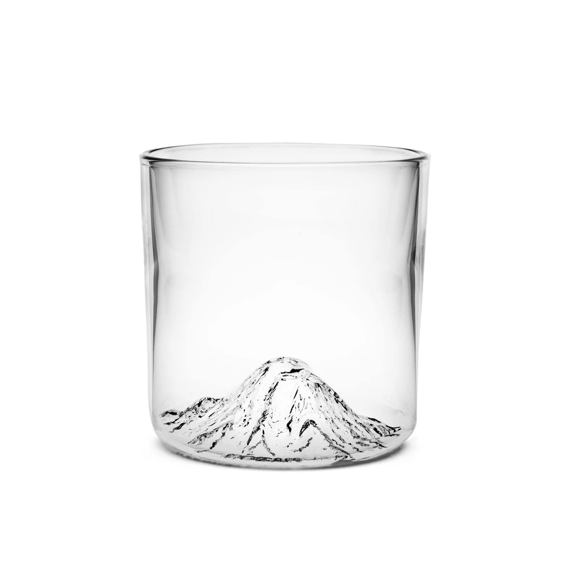 The Washington Tumbler - Mt. Rainier