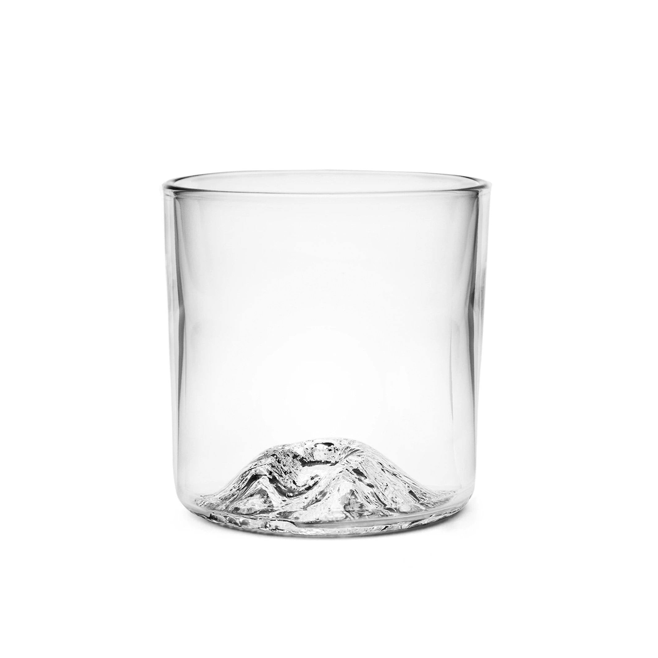 The Mt. St. Helens Tumbler