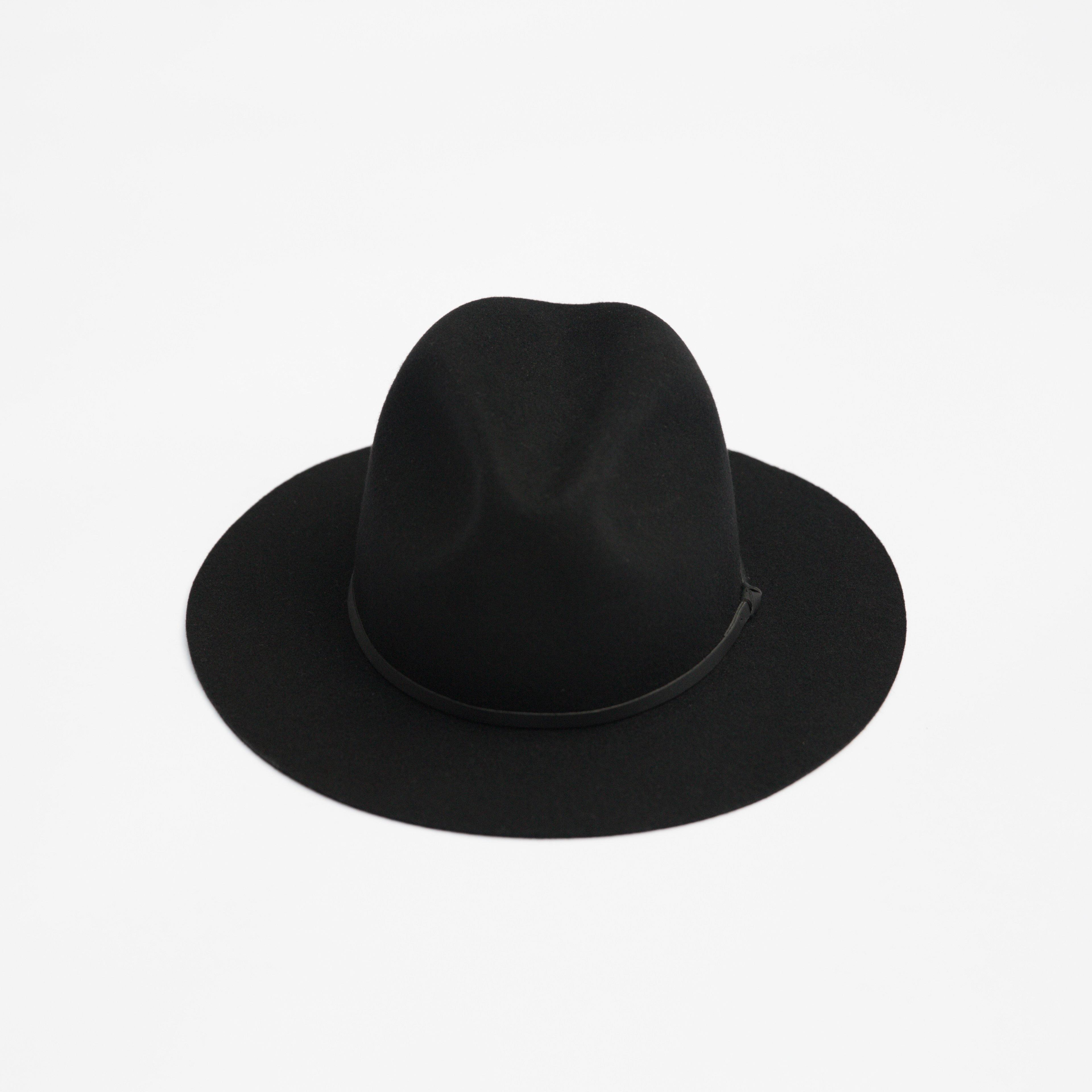 Paul Fedora - Black - COSUBE