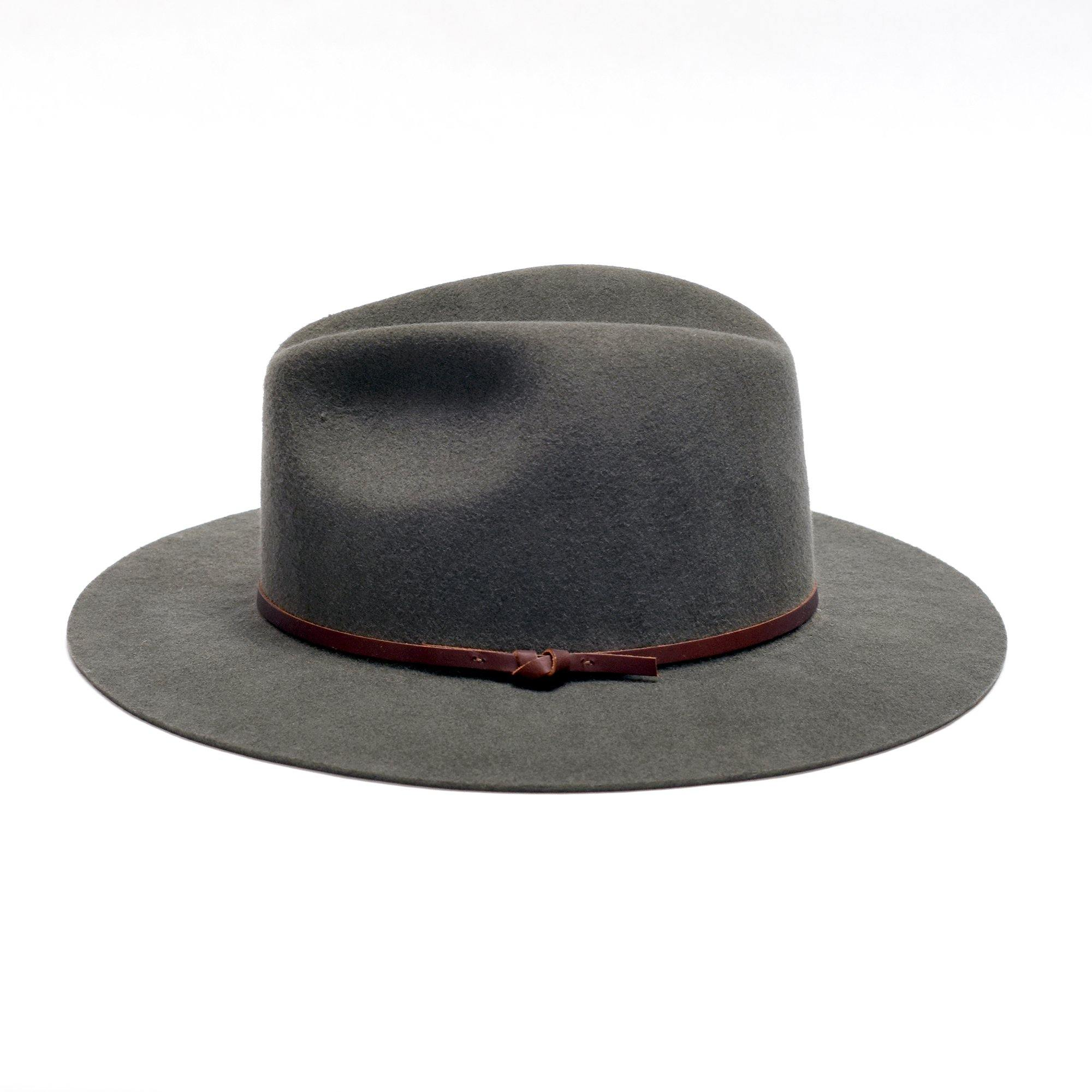 Paul Fedora - Grey - COSUBE