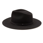 Load image into Gallery viewer, Dylan Fedora - Black