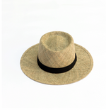Load image into Gallery viewer, Neil Seagrass Straw - Natural Tan