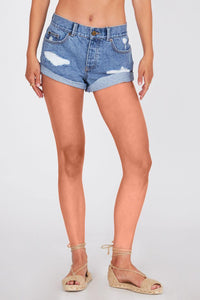 Crossroads Walkshort - Worn Wash