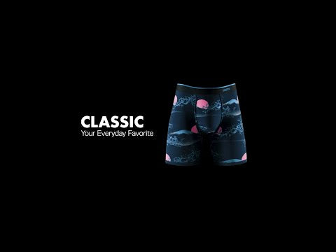 Classic Boxer Brief - Aztec Sequoia