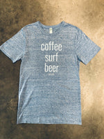 Load image into Gallery viewer, COFFEE, SURF, BEER