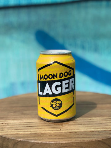 Moon Dog Lager - 6 Pack/Carton