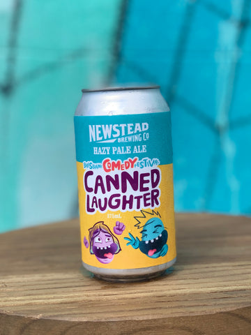 Newstead Brewing Co. Canned Laughter - 4 Pack/Carton