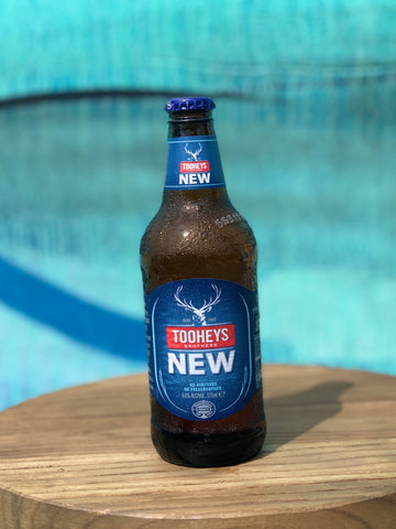 Tooheys New Bottles - 6 Pack/Carton