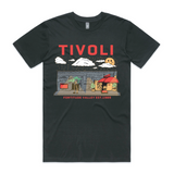 Tivoli Black T-Shirt